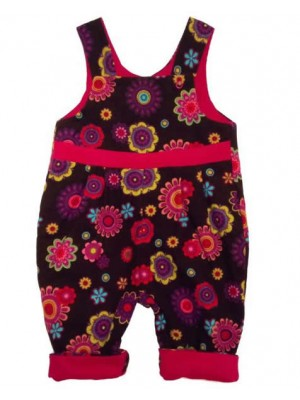 Maya Reversible Dungarees (avail. 6m - 3 yrs)